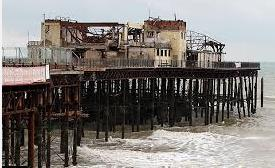 pier hastings arson attack