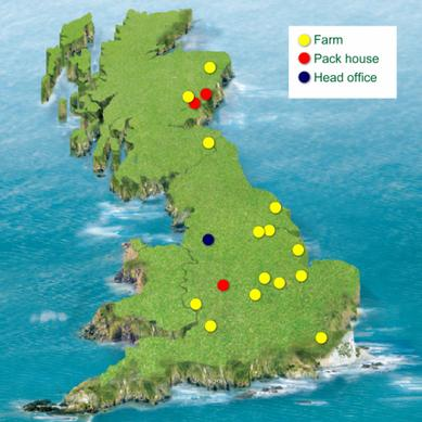 coop farms map