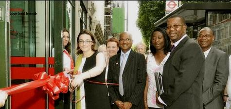 london credit union opening ceremony