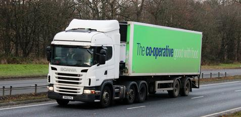 co-op trucks