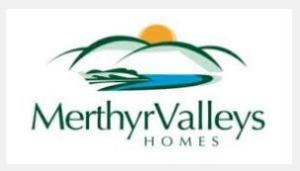 methyr valley homes logo